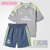Achat Maillot Real madrid exterieur enfant 2015 2016 col rond e