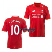 Acheter Maillot foot liverpool COUTINHO 2016 domicile