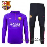 Boutique FC survetement Barcelone 2015 2016 Pourpre Thailande