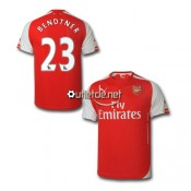 Boutique Maillot Arsenal 14/15 Bendtner Domicile Rouge