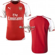 Boutique Maillot Arsenal 14/15 Domicile Rouge