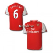 Boutique Maillot d Arsenal 2015 Koscielny Domicile Rouge