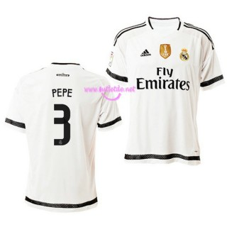 Boutique Real Madrid 2015-16 Pepe blanc Domicle