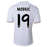 Magasin Maillot Foot Real Madrid FC MODRIC 19 Domici13/14 avec flocage
