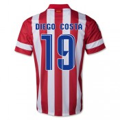 Maillot Atletico Madrid Diego Costa 19 2014 Domici