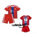 Maillot Bayern munich football club 2015 enfant Robben Domicile Rouge