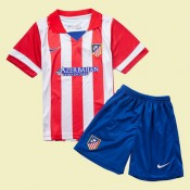 Maillot De Foot Atletico De Madrid Bébé Domici
