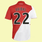 Maillot Foot AS Monaco Abidali 22 2014 domicien ligne