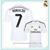 Maillot Foot ronaldo 7 Real madrid 2015 Domicile
