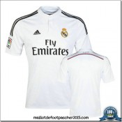 Maillot Real Madrid 2014 2015 Domiciblanc