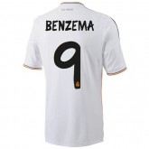 Maillot Real Madrid FC BENZEMA 9 Domici