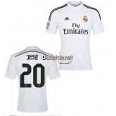 Maillot Real madrid 2014 2015 Jese Domicile blanc