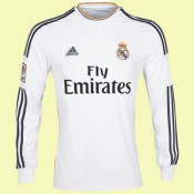 Maillot de manche longue Real Madrid Domici
