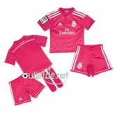 Maillots Real madrid juNior Extérieur Rose