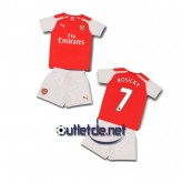 Site officiel Maillot Arsenal 2015 enfant Rosicky Domicile Rouge