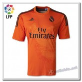 flocage Maillots Real Madrid Gardien de But 2015 Extérieur promo