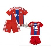 Bayern munich Tenue 14/15 juNior Pizarro Domicile Rouge