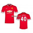 Boutique Maillot Manchester United 2015 Amos Domicile Rouge