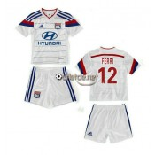 Collection Maillot PSG 2015 juNior Ferri Domicile blanc