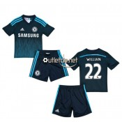 Maillot 2015 Chelsea juNior Willian troisième Nior