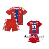 Maillot FC Bayern munich 2014 juNior Shaqiri Domicile Rouge