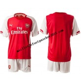 Maillot Foot Arsenal 2014/15 Rouge Domicile