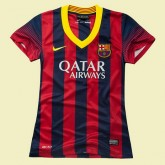 Maillot Foot Barcelone femmes Domici