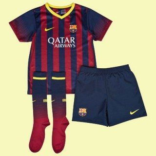 Maillot Foot Barcelone juNior Domici