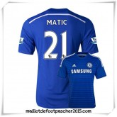 Maillot Foot Chelsea 2014 2015 DomiciMatic #21