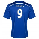 Maillot Foot Chelsea 2014 2015 DomiciTorres #9