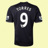 Maillot Foot Chelsea (Torres #9) 3rd 2014