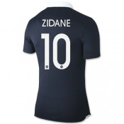 Maillot Foot Coupe du Monde France (ZIDANE #10) Domici