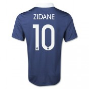 Maillot Foot Coupe du Monde France (ZIDANE #10) Domici13/14