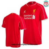 Maillot Foot Liverpool 14/15 Rouge Domici