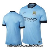 Maillot Foot Manchester City 2014 2015 Domici