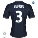 Maillot Foot Marseil 2014 3rd Nkoulou