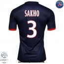 Maillot Foot Paris -SG 2014 domiciSakho