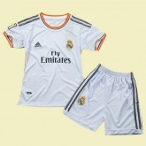 Maillot Foot de juNior Real Madrid Domici 2014