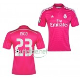 Maillot Real madrid 2014 Isco Extérieur Rose
