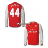 Maillot d Arsenal 2014 2015 Gnabry Domicile Rouge manches longues