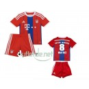 Maillote Bayern munich 2014 2015 juNior Martinez Domicile Rouge