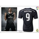 Maillots Benzema Real Madrid 2015 troisième e