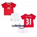 Manchester United Maillot 14/15 juNior Fellaini Domicile Rouge