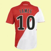 Nouveau Maillot Foot AS Monaco James 10 2014 domici