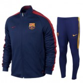 Nouveau survetement De Foot Barcelone 2015 2016 Dark blue