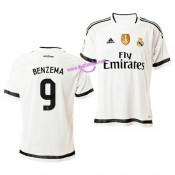 Prix Maillot de Real madrid Benzema 2015 16 blanc Domicle