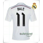 Real Madrid Maillot de l 2014/15 Bale Domicile