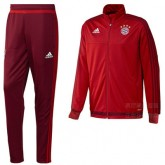 Survetement De Foot Bayern Munich 2015 2016 Rouge