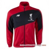 Vestes Liverpool 2015/2016 Rouge